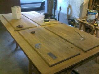 Menuiserie et eb nisterie antoine bertrand restauration for Reparation de porte en bois